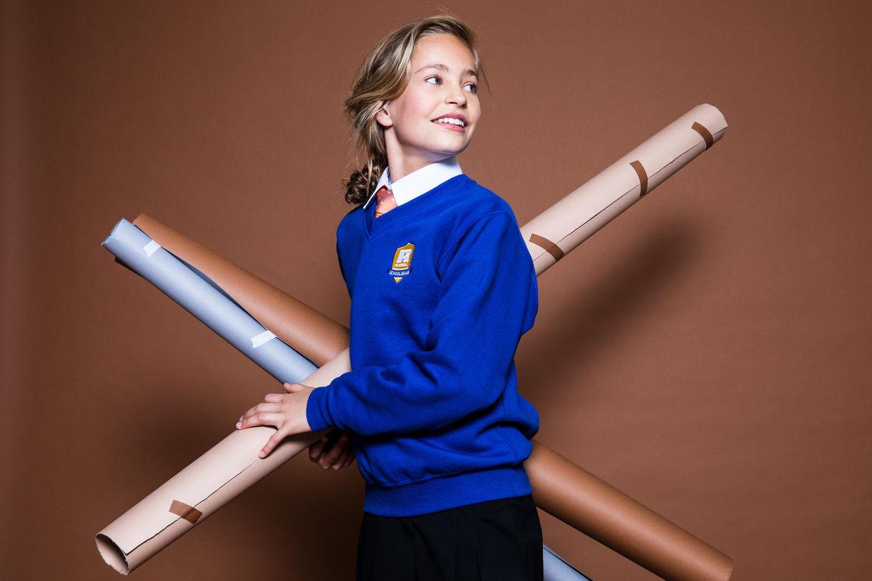 SABINE DUERICHEN c/o KRISTINA KORB for RUSSEL KIDS Schoolgear
