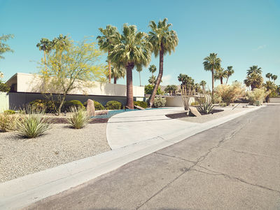 ANKE LUCKMANN: Palm Springs