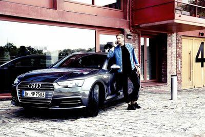 COSMOPOLA Artist ALEXANDRA KINGA FEKETE shot Philipp Hartmann for Audi