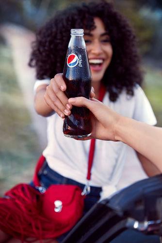 Elizabeth Weinberg c/o PHOTOBY&CO for PEPSI 'Pepsi Moments'