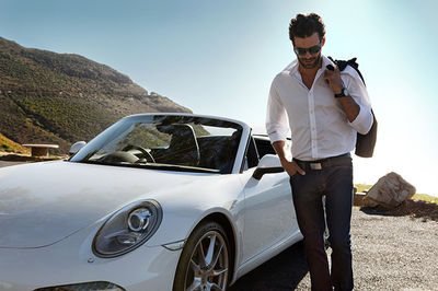 FIRST PRODUCTION : Porsche Collection Campaign
