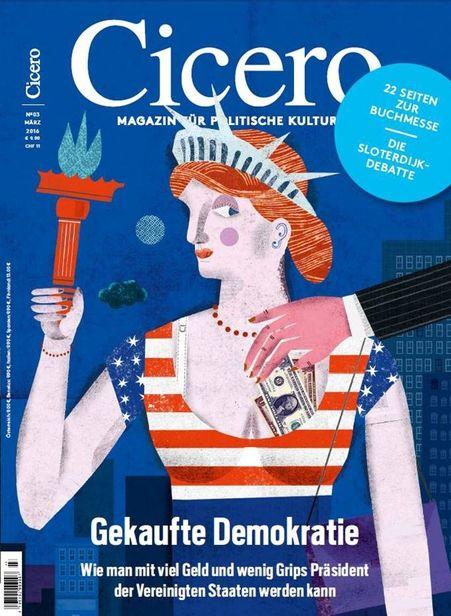 2AGENTEN : Martin Haake for Cicero Magazine