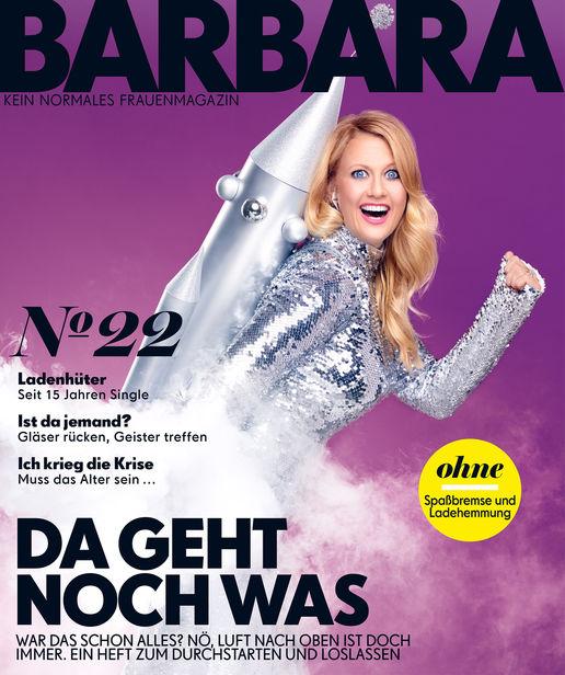 """HAUSER FOTOGRAFEN: BENNO KRAEHAHN für """"BARBARA"""" - Magazin"""