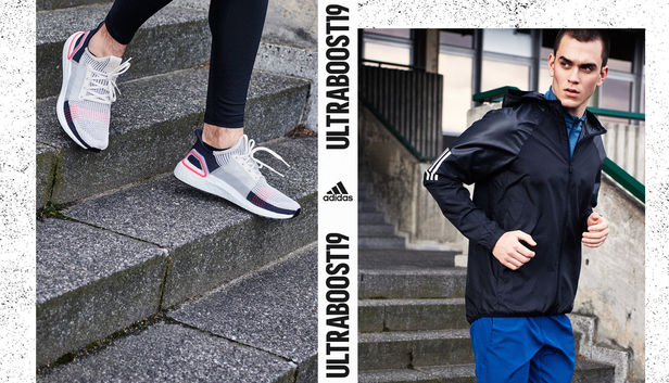 """NINA KLEIN, Jessica Klimach & Carolin Jarchow, Adidas """"Ultraboost19"""""""