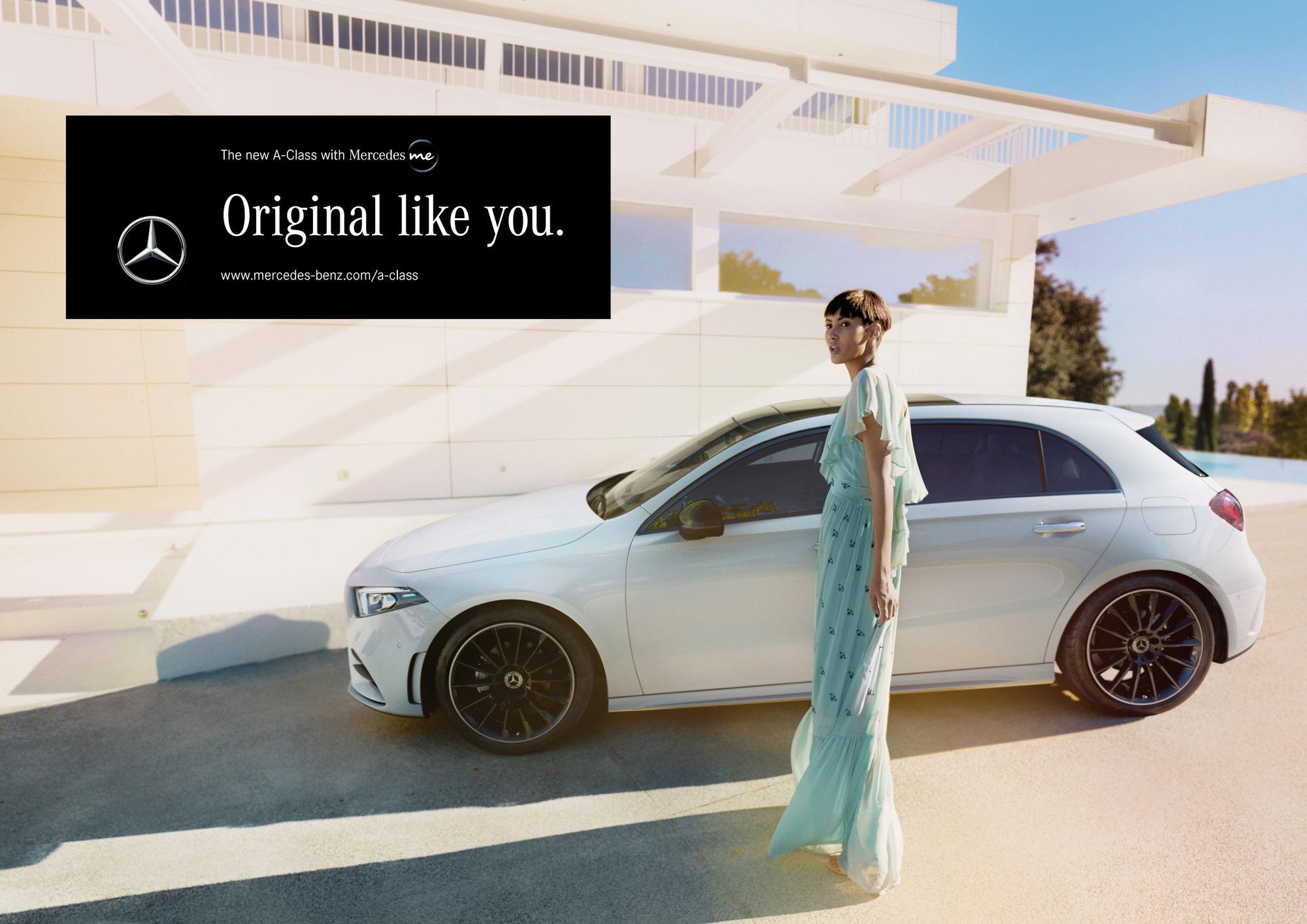 RECOM CGI : Mercedes-Benz A-Class - Lifestyle Campaign
