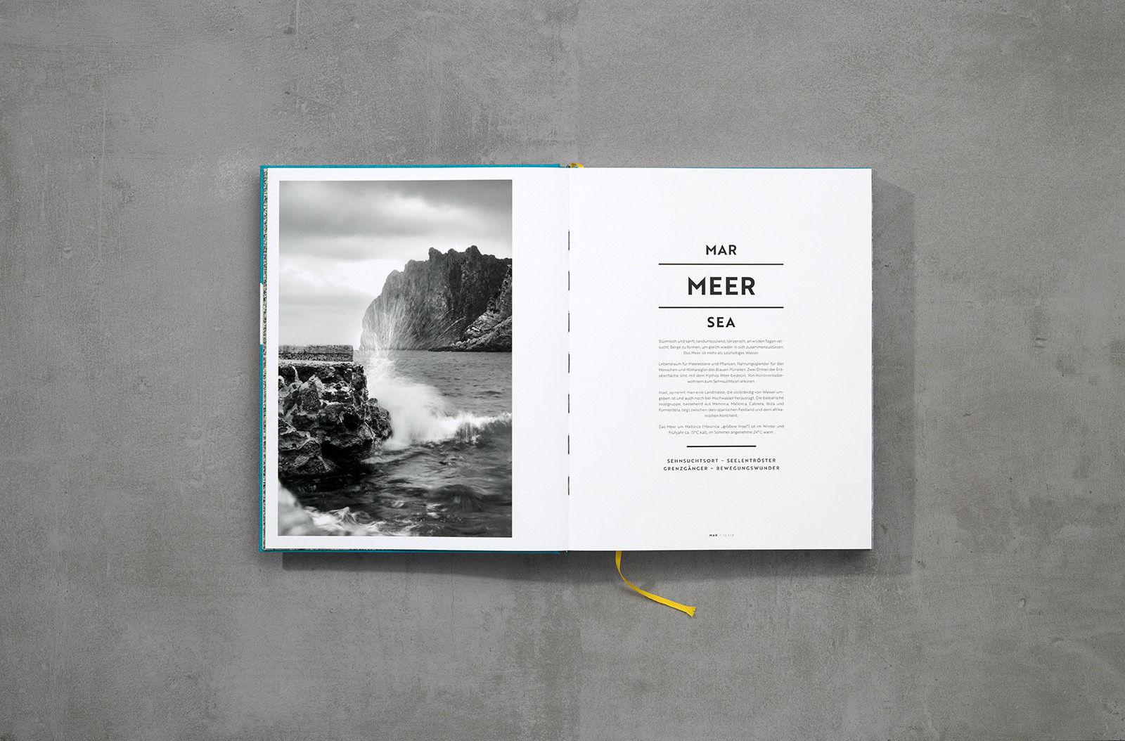 MAR i MUNTANYA - MALLORCA COFFEE TABLE BOOK