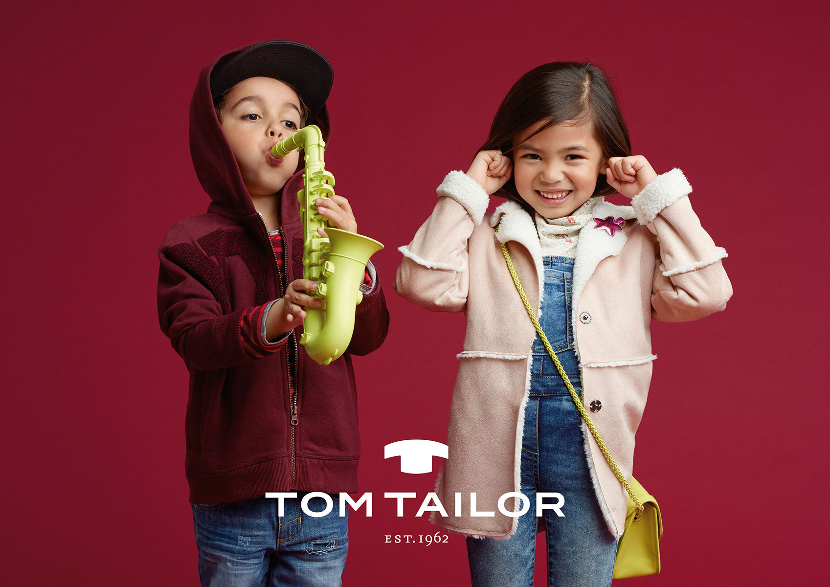 Tom Tailor Kids AW16 by Achim Lippoth