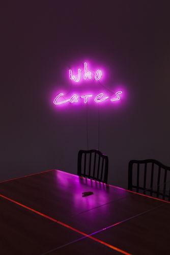 """Who Cares? Social Responsibility in Contemporary Art"" by BERNHEIMER CONTEMPORARY"