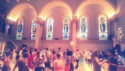 MORNING GLORYVILLE NYC'S 1st BIRTHDAY