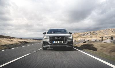 Audi SQ2 by Lee Brimble c/o JSR AGENCY