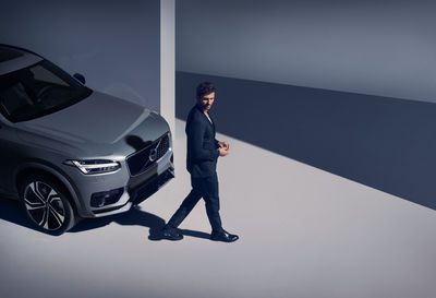 ROCKENFELLER & GöBELS: VOLVO XC90 CAMPAIGN BY PATRIK JOHALL