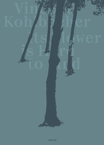 Vincent Kohlbecher 'Its Flower Is Hard To Find'