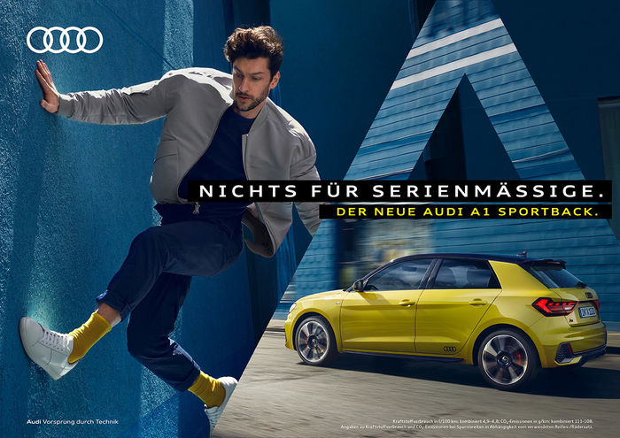 IMAGE NATION S.L. for Audi A1