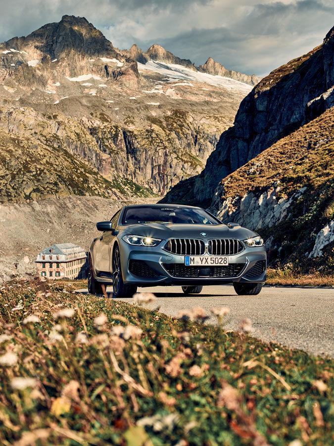 BMW Furka Pass by Robert Grischek c/o KLEIN PHOTOGRAPHEN GMBH