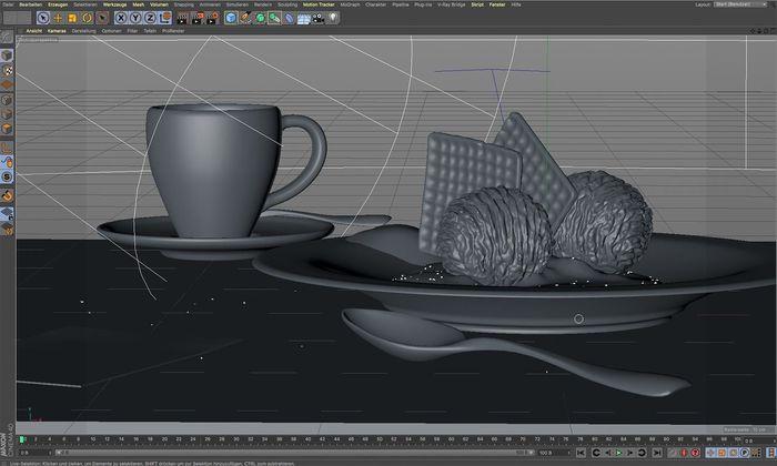 CGI Ice-Cream editor view  •  RALF KUNSTMANN ILLUSTRIERT...