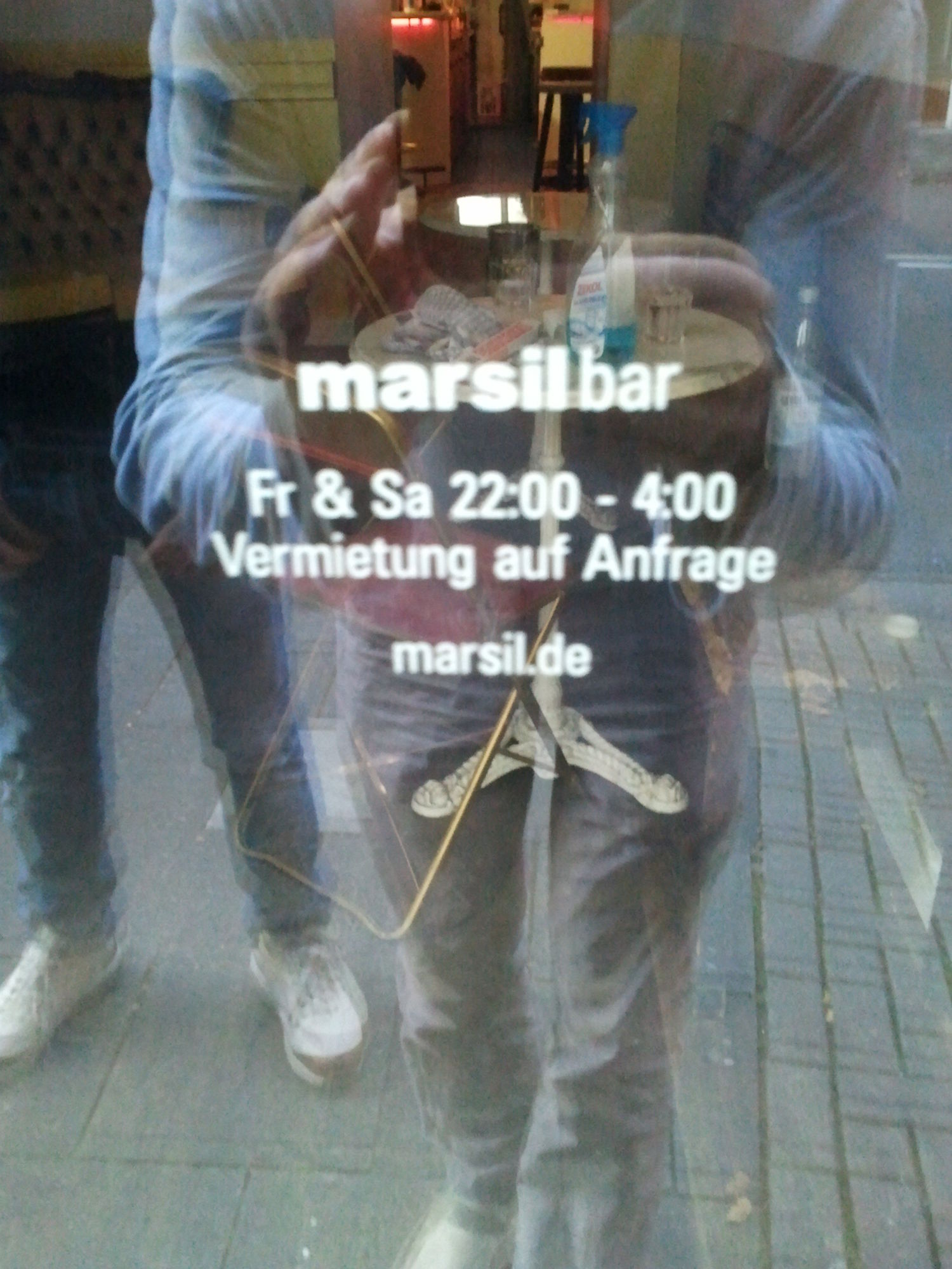 GOSEE : MARSIL - Hotel und Bar