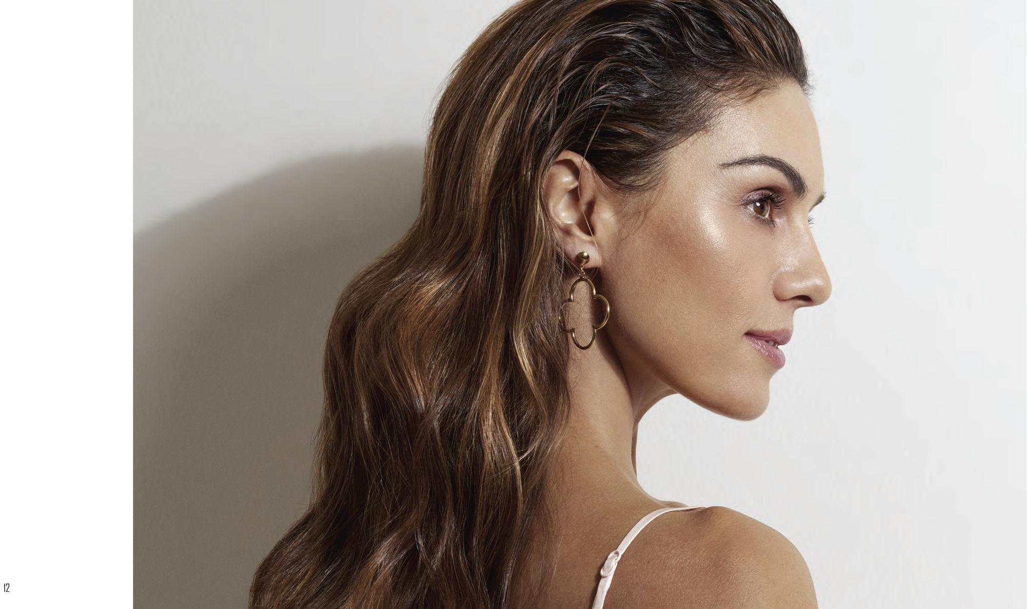CARINA JAHN : Beauty Editorial featuring Nazan Eckes for #Bloggingtales