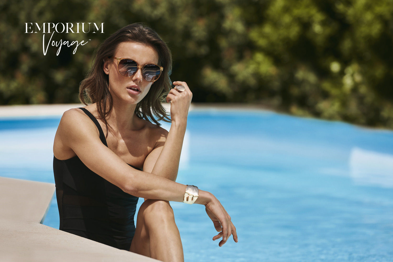 Astrid M. Obert Photography presents - EMPORIUM-VOYAGE Campaign