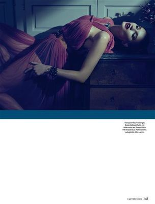 SHOTVIEW : Rene & Radka for BOLERO MAGAZINE