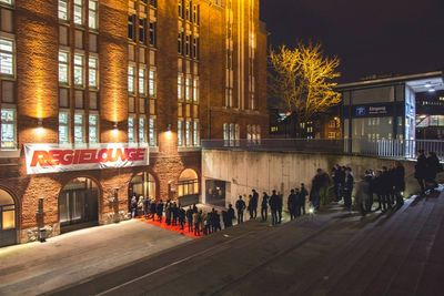 REGIELOUNGE / DIRECTOR'S LOUNGE #49 in Hamburg
