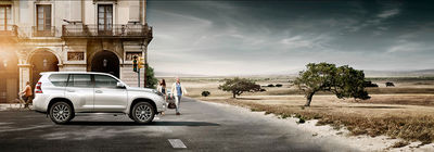 MARCUS PHILIPP SAUER for TOYOTA LAND CRUISER
