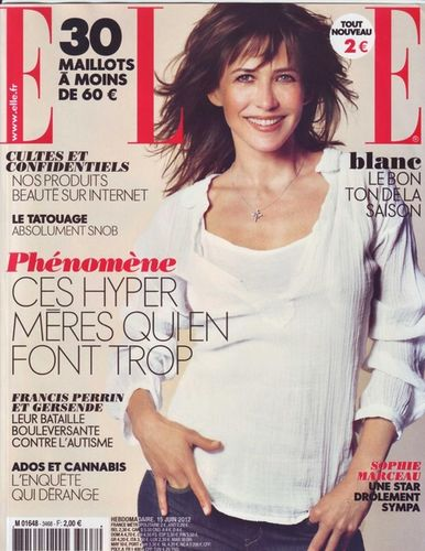 7 SEAS PRODUCTIONS for ELLE FRANCE