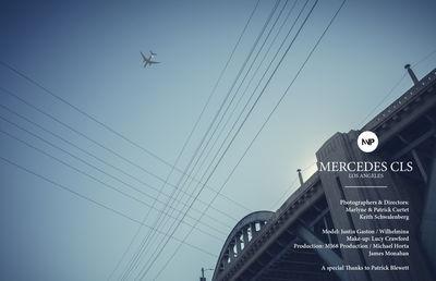 PATRICK CURTET - MERCEDES CLS