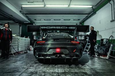 RECOM : PORSCHE BELUGA GT3 R - Kampagne