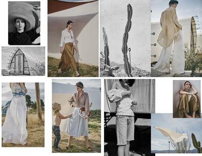 ALYSSA PIZER MANAGEMENT: Colette de Barros for Forever Young Magazine