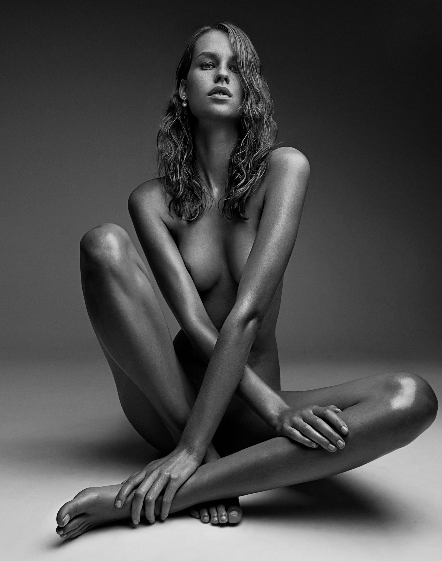 The Naked Thruth for IQ Beauté Magazine