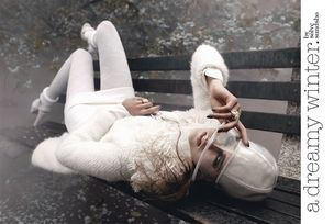 MUNICH MODELS : Julia SANER for VOGUE ITALIA