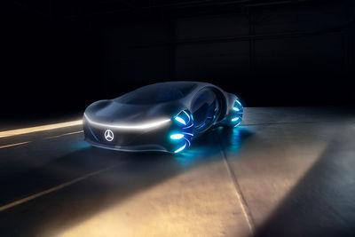 UPFRONT PHOTO & FILM GMBH: Frederic Schlosser for Mercedes-Benz