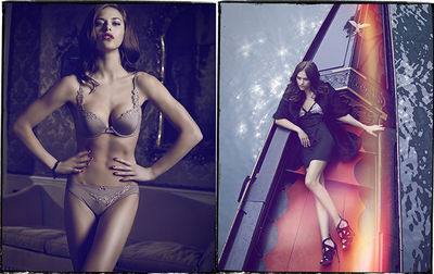 NORBERT BAERES PHOTOGRAPHY for VALISERE A/W 2013-14