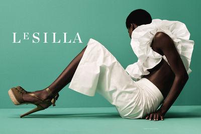 LE SILLA Spring/Summer 2017 by Johan Sandberg c/o LUNDLUND