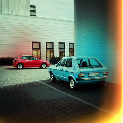 DOUBLE T PHOTOGRAPHERS: Maik Floeder für Volkswagen – Old vs. New