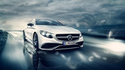 IGOR PANITZ PHOTOGRAPHY: Mercedes S-Klasse Coupe