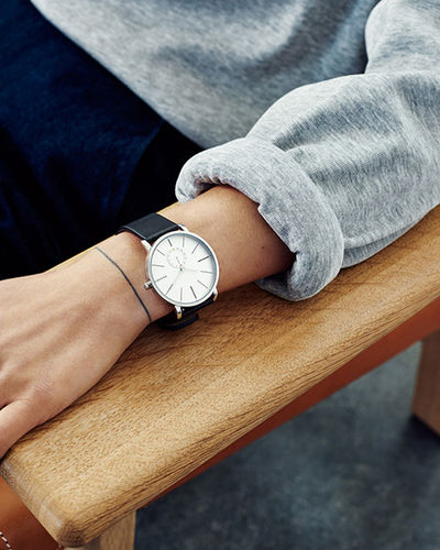 BLINK PRODUCTION : Skagen spring campaign by Sacha Maric