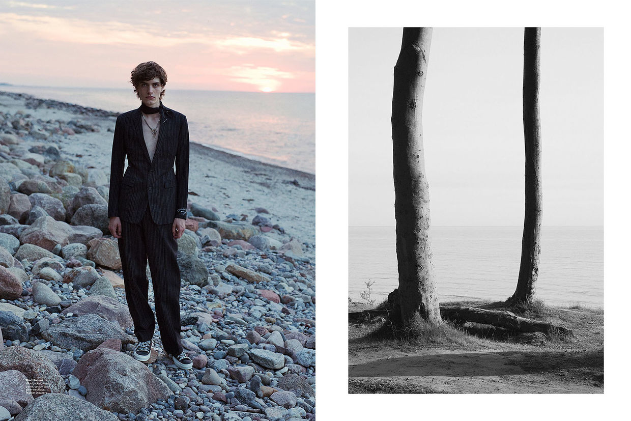 "NINA KLEIN; Bodo Ernle, Mensfolio "" Sea Of Emotions"""