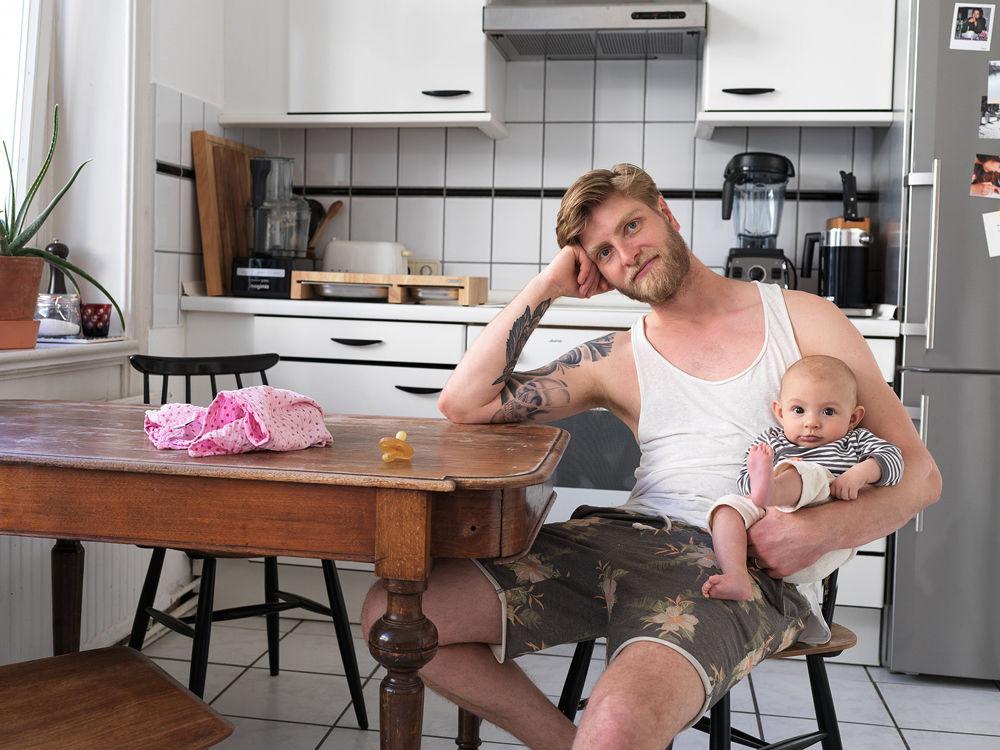HAUSER FOTOGRAFEN: LEIF SCHMODDE +++ Personal Work +++ Daniel & Mia