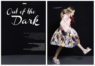 KRISTINA KORB : Sabine Duerichen for Childhood Business Magazin