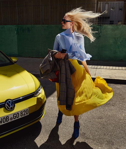 WIDE PRODUCTION: Kai Uwe Gundlach for Volkswagen