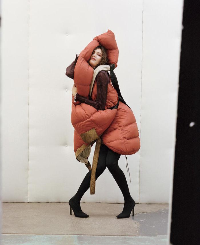 Alice Rosati for OFF BLACK Magazine