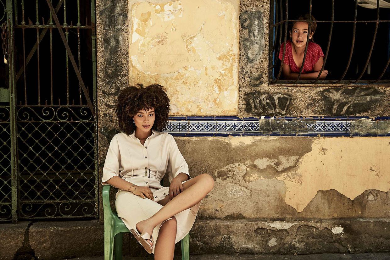 HILLE PHOTOGRAPHERS: Blasius Erlinger for BRIGITTE Magazine