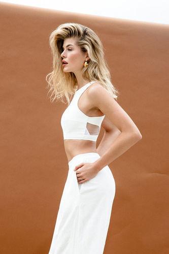 Ein tolles Editorial mit der Bezaubernden Dominika K. von Modelwerk