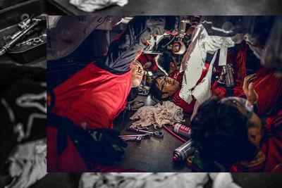 THOMAS SCHORN - 24H LEXUS | REPRESENTED BY BANRAP | CLIENT - LEXUS