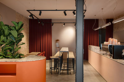 Interior Photography by JORDANA SCHRAMM for Donut Shop