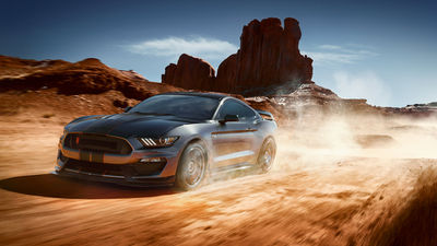 Ford Mustang Shelby GT350 by THILO SICHENEDER