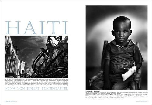 UPdate Magazine : HAITI