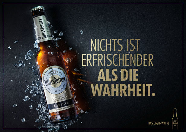NERGER M&O: Jan Steinhilber for WARSTEINER