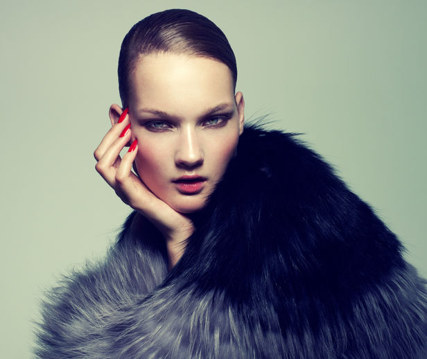 Kirsi's extreme beauty for MUSE Magazine